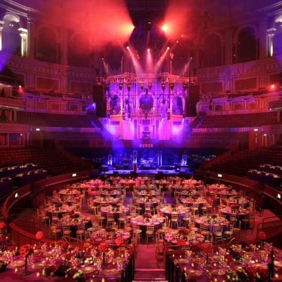 Royal Albert Hall London Morgan Stanley