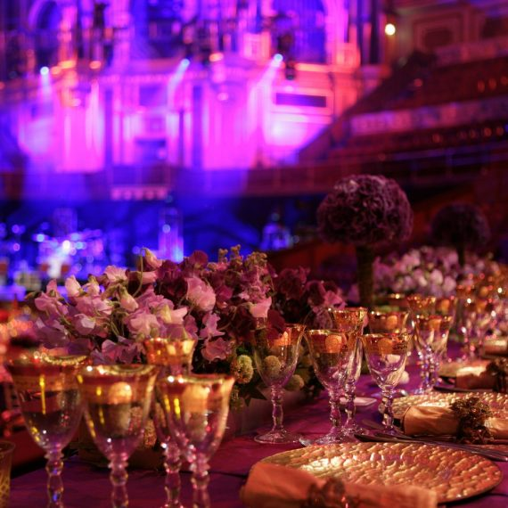 Royal Albert Hall London for Morgan Stanley
